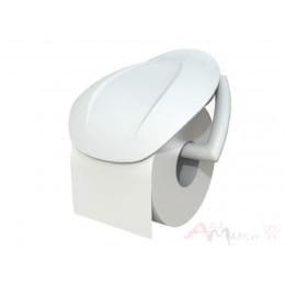 Держатель для туалетной бумаги Bama White Portarotolo белый