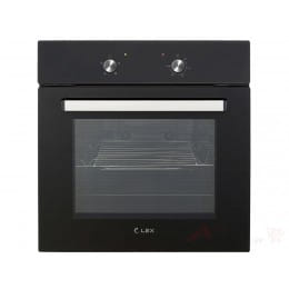 Духовой шкаф LEX EDM 040 BL