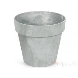 Горшок Prosperplast Cube beton 300 , бетон
