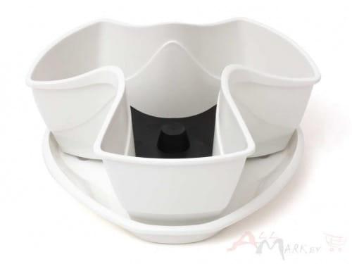 Prosperplast Coubi white 29.5 x 29.5 x 14 см DKN3001-S449