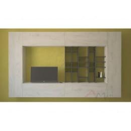 Гостиная MillWood Italian-T101 L3 дуб белый
