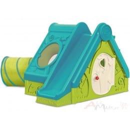 Детский игровой домик Keter Funtivity playhouse салатовый
