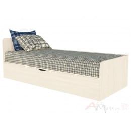 Кровать Интерлиния Анеси-3 вудлайн кремовый