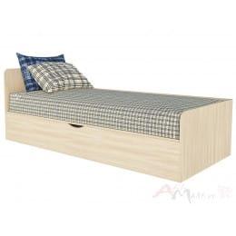 Кровать Интерлиния Анеси-3 молочный дуб