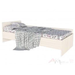 Кровать Интерлиния Анеси-4 вудлайн кремовый