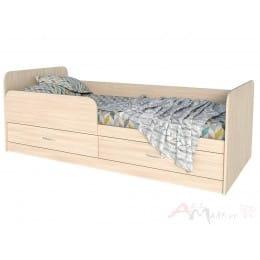 Кровать Интерлиния Анеси-5 молочный дуб