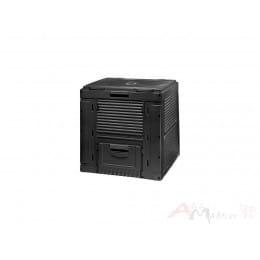 Компостер Keter E-Composter 470l с базой (черный)