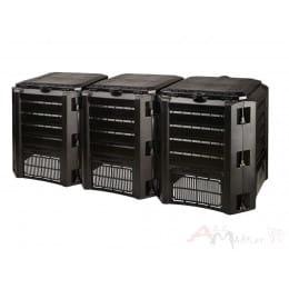 Компостер Prosperplast Module compogreen 1200 л (черный)