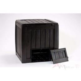 Компостер Keter Deco Composter 340l (коричневый)