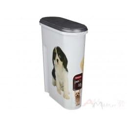 Контейнер для корма Curver Pet Life Dog 1,5 кг 4,5 л