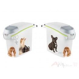 Контейнер для корма Curver Pet Life Dog 6 кг 15 л