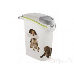 Контейнер для корма Curver 10 KG Food Container белый