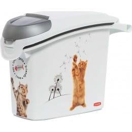 Контейнер для корма Curver Pet Life Cat 6 кг, кошки