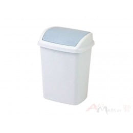 Контейнер для мусора Curver Dominik 10 л серый