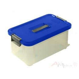 Контейнер Curver Box Vanity 9.5 L , прозрачный / синий