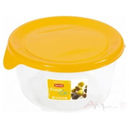 Контейнер Curver FRESH & GO 0.5 л желтый