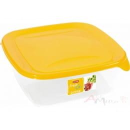 Контейнер Curver FRESH & GO 0.8 л желтый