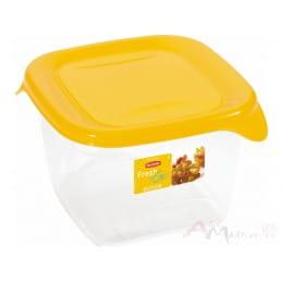 Контейнер Curver FRESH & GO 1,2 л желтый