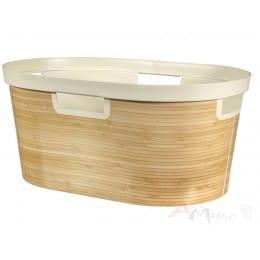 Корзина Curver Infinity 40L бамбук