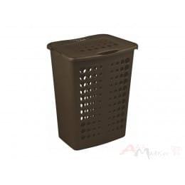 Корзина бельевая Curver Laundry Hamper 40L коричневый