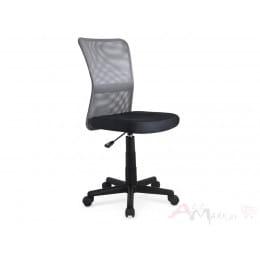 Кресло компьютерное Halmar Dingo серо-черное