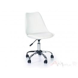 Кресло компьютерное Halmar Coco белый