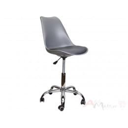 Кресло Sedia Camellia серый