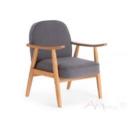 Кресло Halmar Retro серое