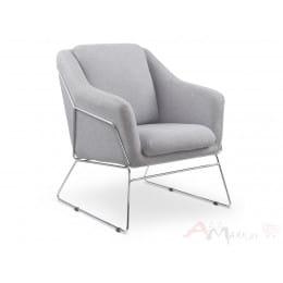 Кресло Halmar Soft серое