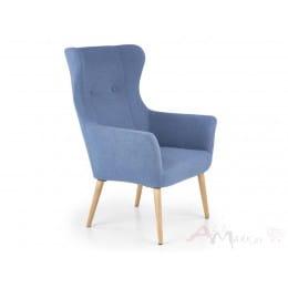 Кресло Halmar Cotto синее