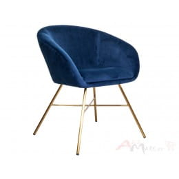 Кресло Sedia AMUR синий