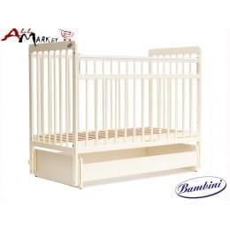 Кровать Евро стиль 05 Бамбини