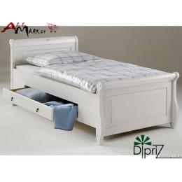Кровать Мальта Д 8180 100х200 с ящиком