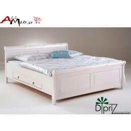 Кровать Мальта Д 8184 160х200 с ящиком