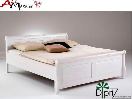 Двуспальная кровать Мальта Диприз Д 8187 без ящиков