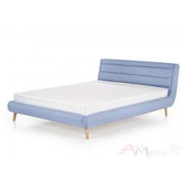 Кровать Halmar Elanda 160 синяя