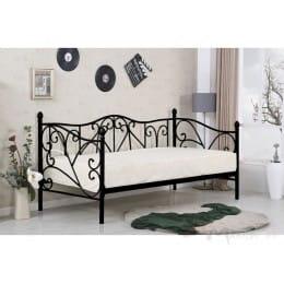 Кровать Halmar Sumatra 90 черная