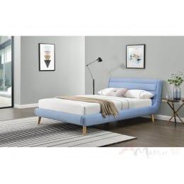 Кровать Halmar Elanda 140 синяя