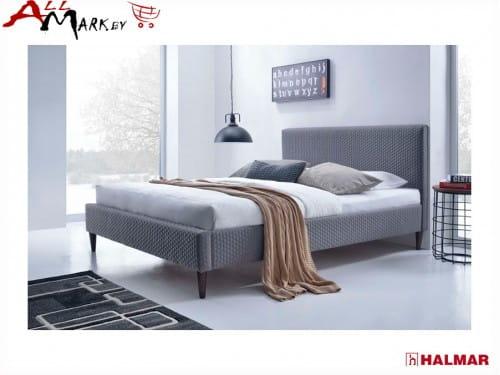 Двуспальная кровать Halmar Flexy ткань
