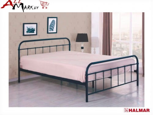 Односпальная кровать Halmar Linda из металла
