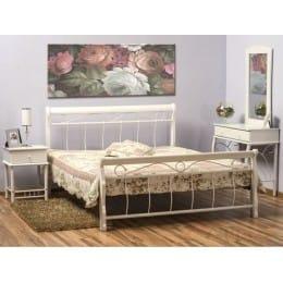 Кровать Signal Venecja 160x200 белый