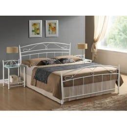 Кровать Signal Siena 140x200 белый