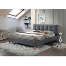 Кровать Signal Texas 140x200 серый