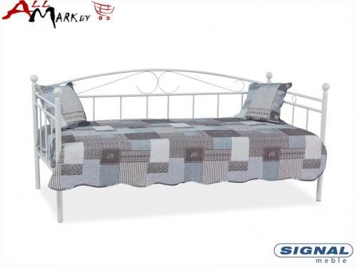 Односпальная металлическая кровать Signal Ankara