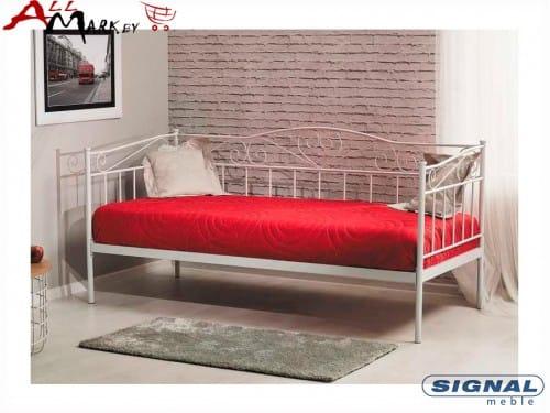 Односпальная металлическая кровать Signal Birma