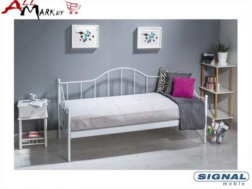 Односпальная кровать Signal Dover из металла