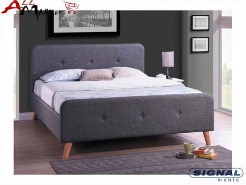 Двуспальная кровать Signal Malmo ткань