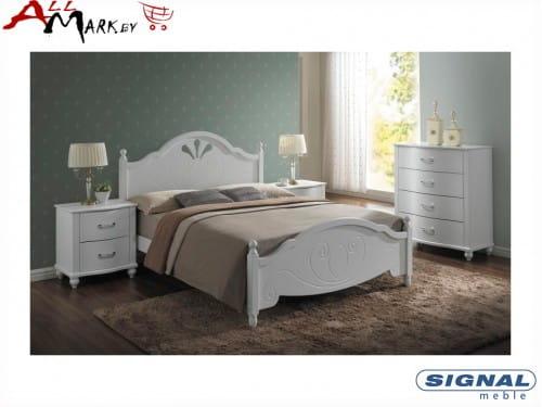 Двуспальная кровать Signal Malta