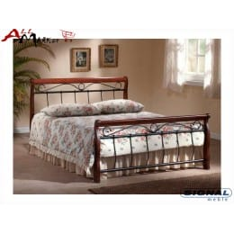 Кровать Venecja 160x200 Signal