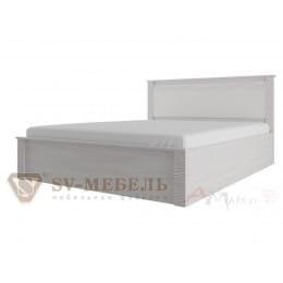 Кровать SV-мебель Гамма 20 140x200 ясень анкор светлый / сандал светлый